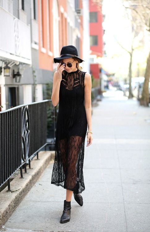LACE THE LOOK